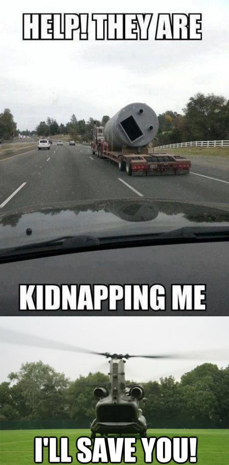 Help they are kidnapping me