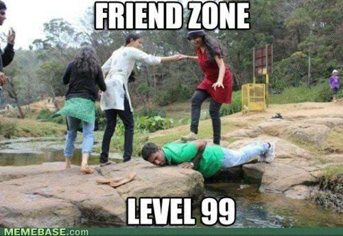 Friend zone level 99
