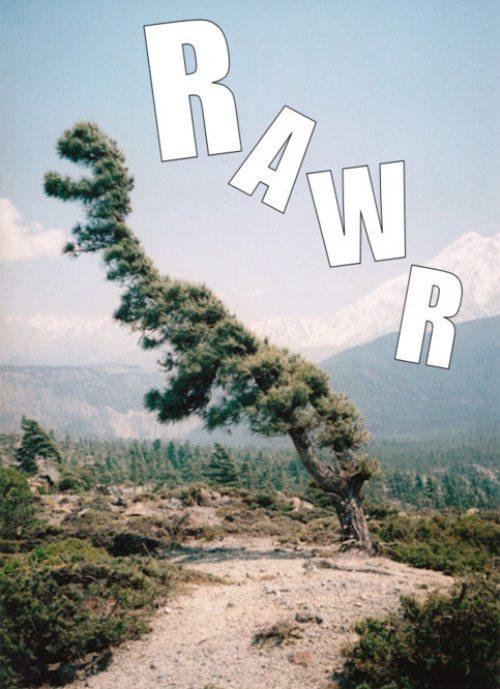 Rawr nature