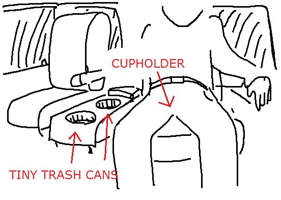 Car cupholder