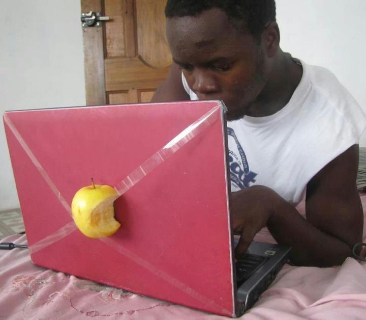 Ghetto apple