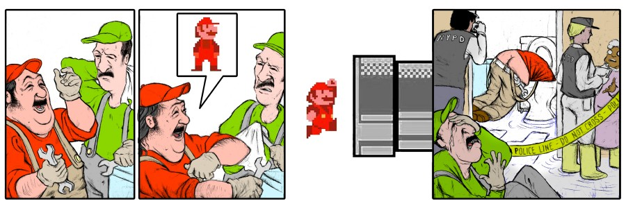 Perry Bible Fellowship Mario