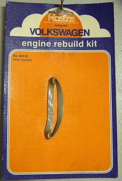 Volkswagen engine rebuild kit