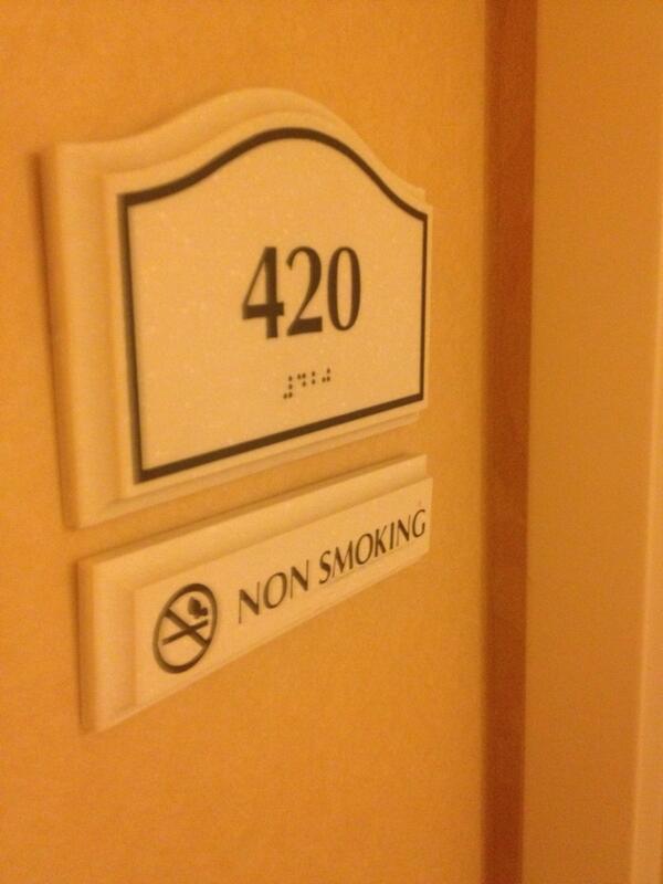 420 non smoking