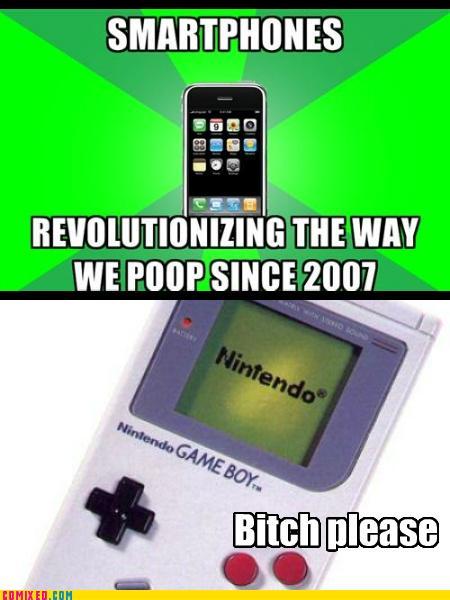 Game Boy bitch please