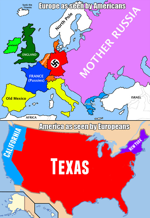 America vs Europe
