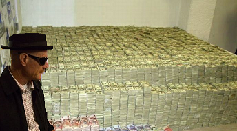 Heisenberg 6 million dollars in cash