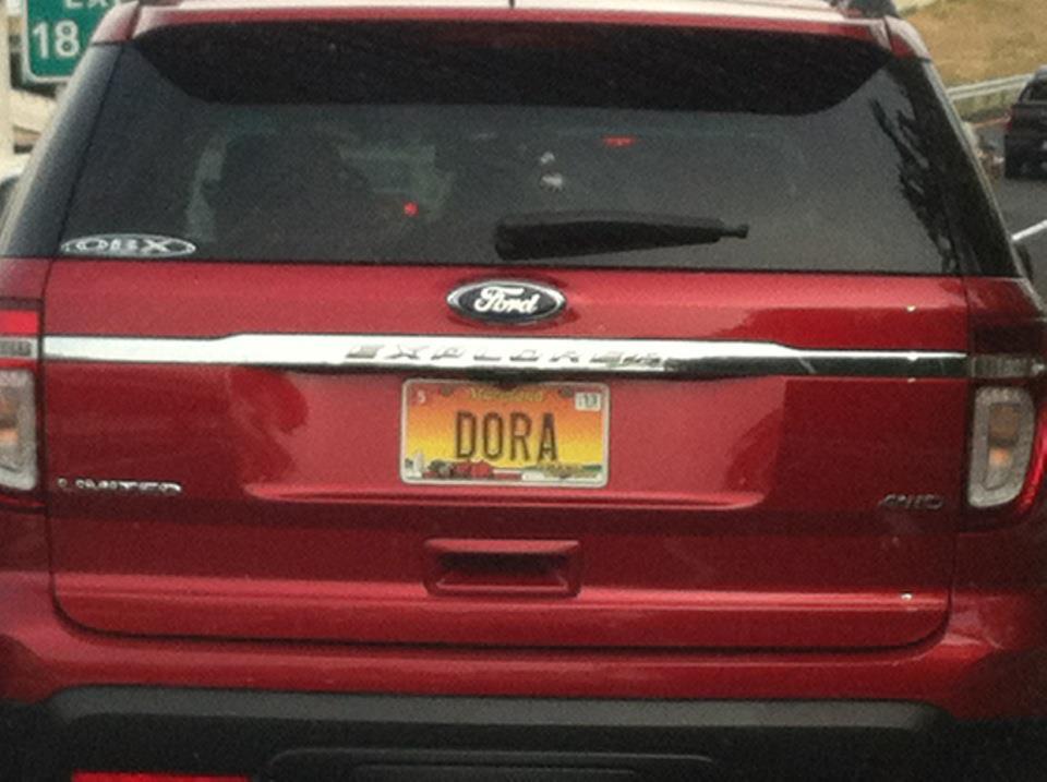 Dora Ford Explorer