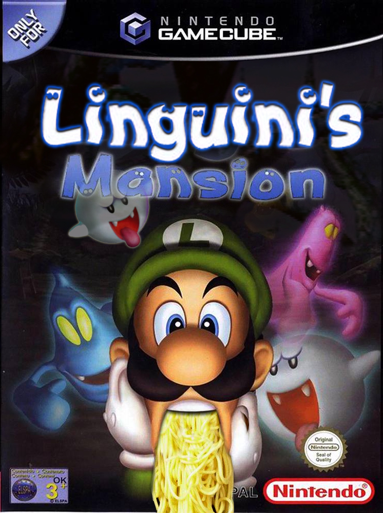 Linguini's mansion
