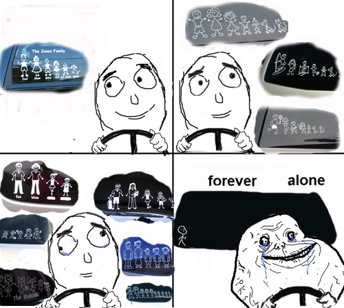 Foreveralone comic