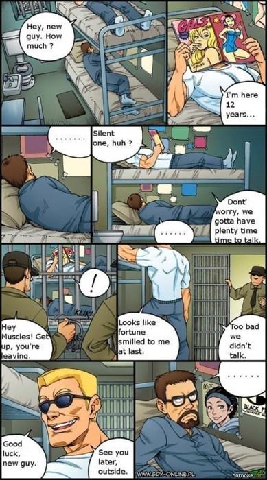 Gordon Freeman vs Duke Nukem