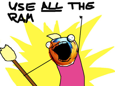 Firefox use all the ram