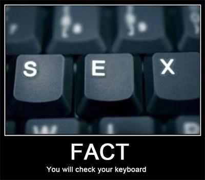 Keyboard fail